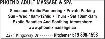 14171006ac f Ads Phoenix Adult Massage & Spa