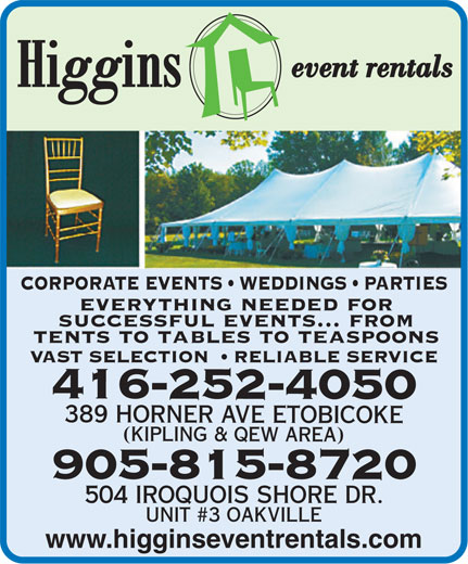 24 Hours Party Rental