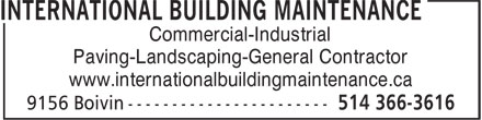 Ads International Building Maintenance