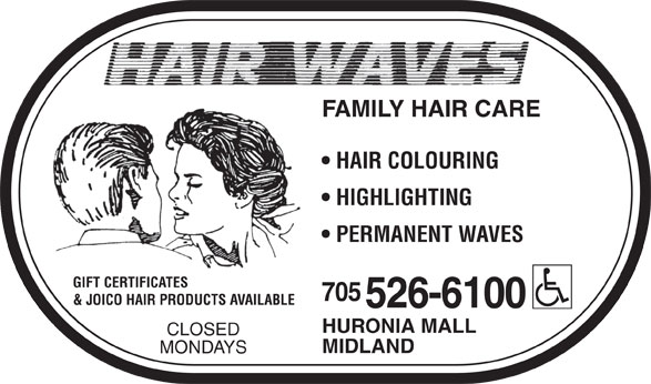 Ads Hair Waves