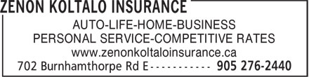 Ads Zenon Koltalo Insurance