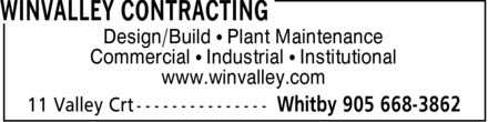 Ads Winvalley Contracting