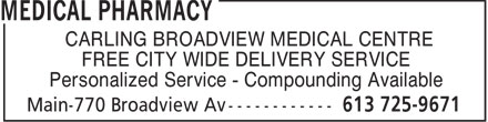 Ads Medical Pharmacy