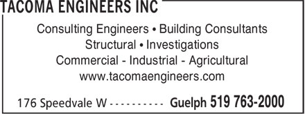 Ads Tacoma Engineers Inc