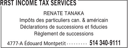 Ads RRST Income Tax Services