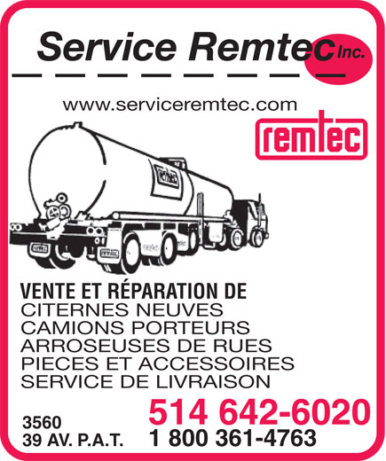 Ads Service Remtec Inc