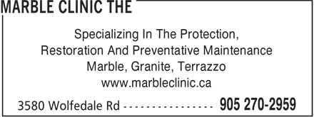 Ads Marble Clinic, The