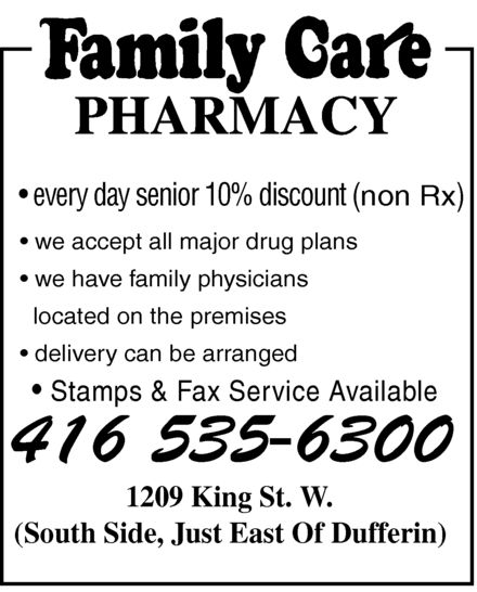 Ads Family Care Pharmacy
