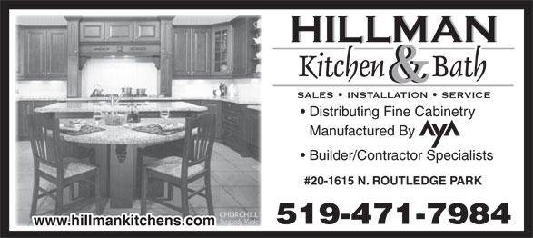 Ads Hillman Kitchen &amp; Bath
