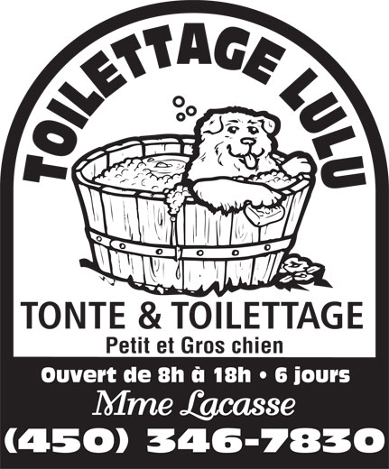 Ads Toilettage Lulu