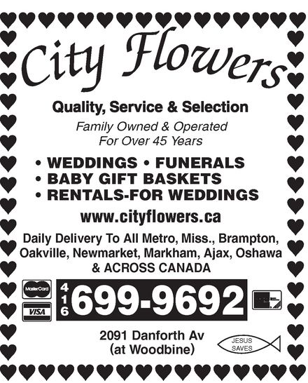 Ads City Flowers