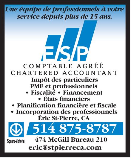 Ads St-Pierre Eric