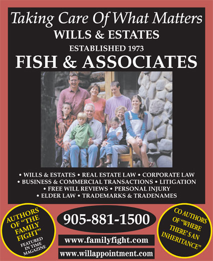 Ads Fish & Associates Professional Corporation