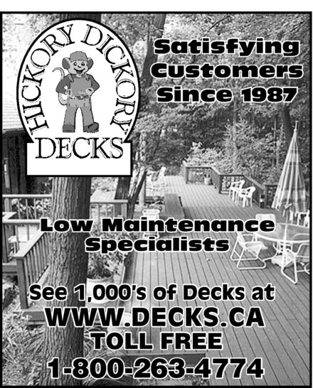 Ads Hickory Dickory Decks