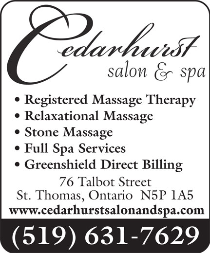 Ads Cedarhurst Salon &amp; Spa