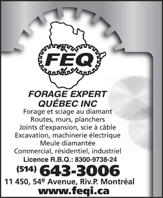 Ads Forage Expert Québec Inc