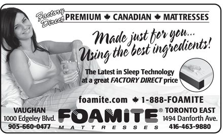 Ads Foamite Industries Inc