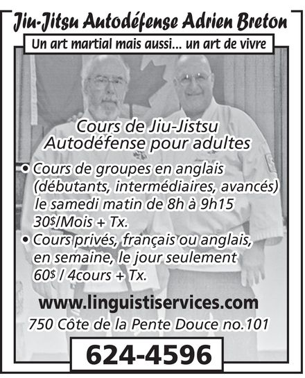 Ads Jiu-Jitsu Autodfense Adrien Breton