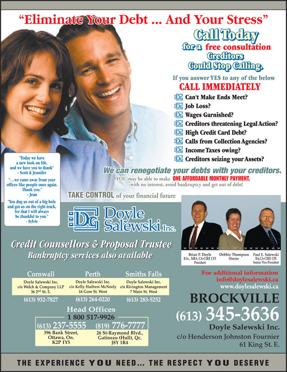 Ads Doyle Salewski Inc