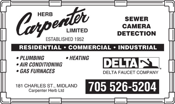 Ads Carpenter Herb Ltd