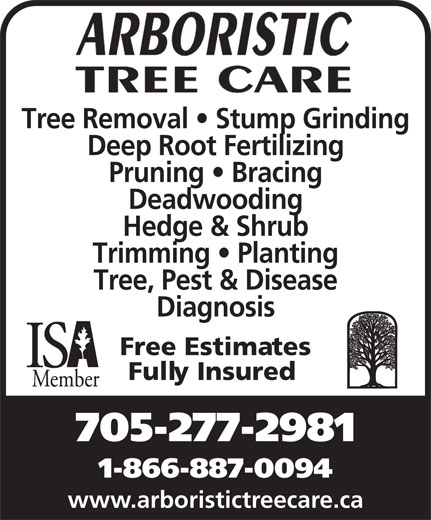 Ads Arboristic Tree Care