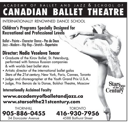 Ads Academy Of Ballet & Jazz