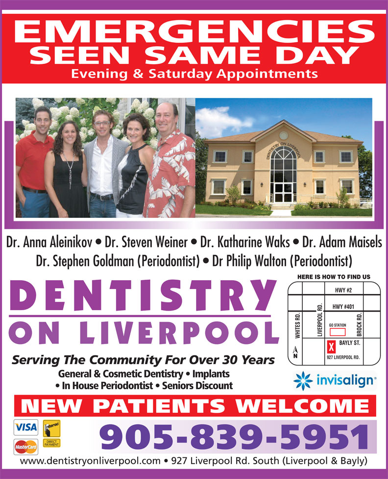 Ads Dentistry On Liverpool