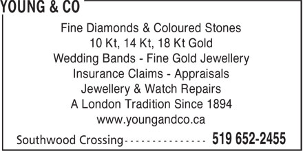 Ads Young &amp; Co