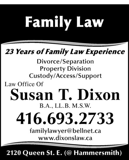 Ads Dixon Susan T