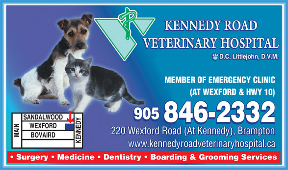 Ads Kennedy Rd Veterinary Hospital