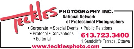 Ads Teckles Photography Inc
