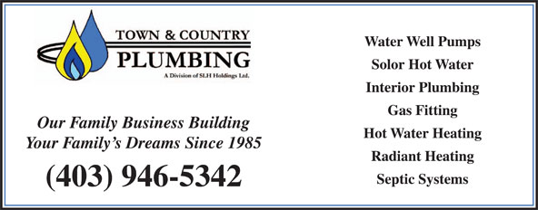 Ads Town &amp; Country Plumbing