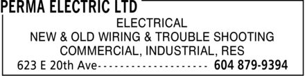 Ads Perma Electric Ltd