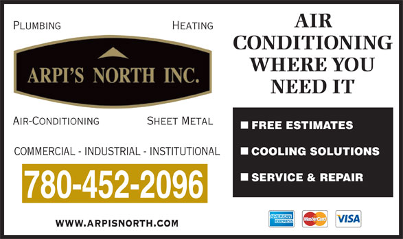 Ads Arpi&#039;s North Inc