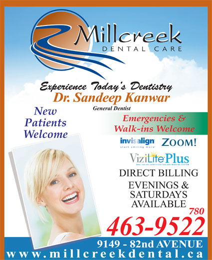 Ads Millcreek Dental Care