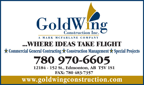 Ads Goldwing Construction Inc