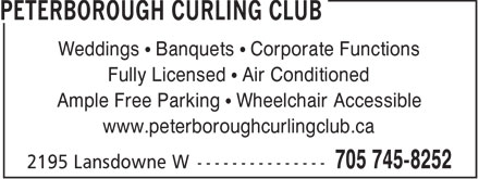 Ads Peterborough Curling Club