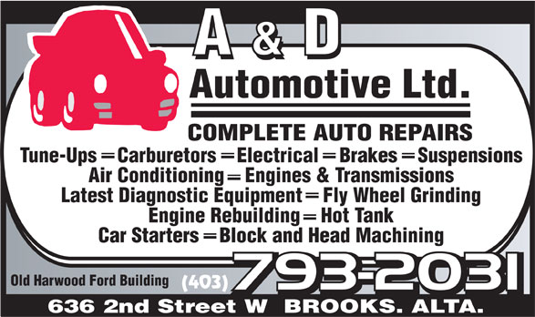 Ads A&D Automotive Ltd
