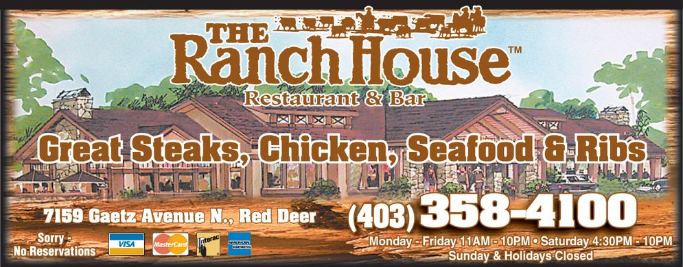 Ads Ranch House Restaurant &amp; Bar