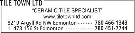 Ads Tile Town Ltd