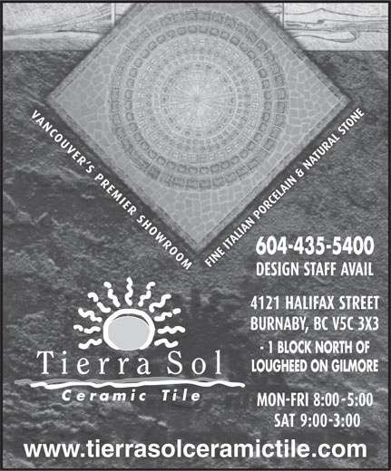 Ads Tierra Sol Ceramic Tile