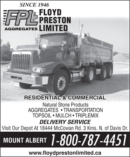 Ads Floyd Preston Limited