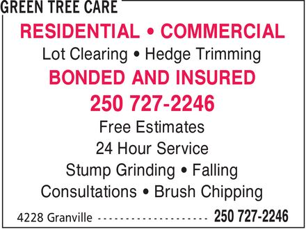 Ads Green Tree Care