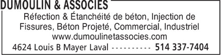 Ads Dumoulin &amp; Associes