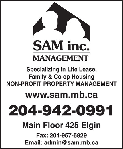 Ads S A M (Management) Inc