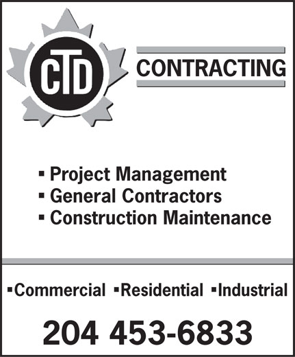 Ads CTD Contracting