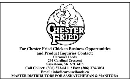 Ads Chester Fried Chicken