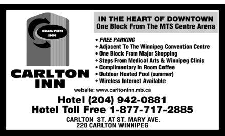 Ads Carlton Inn