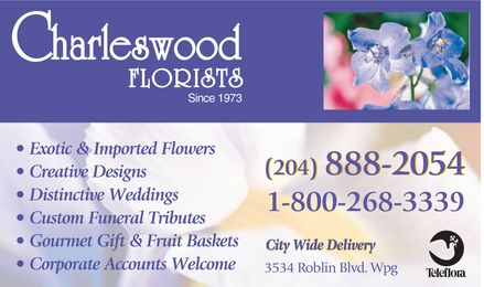 Ads Charleswood Florists