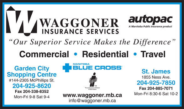 Ads Waggoner Insurance Services